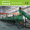 Завод по переработке вторичного сырья бутылки неныжного HDPE пластичный