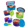 Misura & Fresh Kids Lunch Container Set con Removable Ice Packs