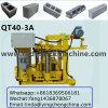 Machine de fabrication de brique hydraulique mobile de ponte d'oeufs, machine de verrouillage de brique