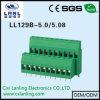 Блоки винта PCB Ll129b-5.0/5.08 терминальные