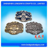 Manufactur professionale Fashion Decorative Dress 3D Brass Belt Buckle