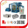 Concrete automatique Cement Brick Machine en Inde (QT8-15)