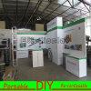 Carrinhos modulares portáteis Recyclable personalizados da exposição