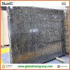 Brame Polished de granit balayée par Meteorus pour le mur en pierre/étage