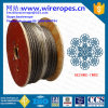 8X26ws-Iwrc PVC Coated Galvanized Steel Wire Rope