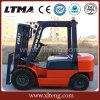 Ltma Forklift Diesel de 2.5 toneladas (FD25T) com altura 6meter de levantamento