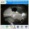 Tête de couverture de réservoir bombée par matériau de l'acier inoxydable 316L avec le trou