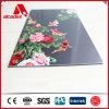 El panel compuesto de aluminio de la Ultravioleta-Impresión material de 2016 nuevos tableros publicitarios/de la cartelera