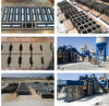 Het Groeperen van de Reeks van Hzs Installatie, Klaar Gemengde Concrete het Groeperen Installatie