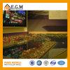 Het architecturale Model die van de Bouw van de Schaal het Model van de Haven Modellen/Dubi van de Model/Woningbouw van de Factor/van de Bouw maken