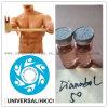 Líquidos Finished Dianabol 50mg/ml del petróleo del crecimiento de calidad superior del músculo