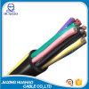 Pvc Insulated Flexible Cable van Conductor van het koper (2X10.0mm2 2X6.0mm2)