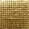 2015 het Nieuwe Rechthoekige Mozaïek van het Mozaïek van het Metaal van de Stijl Gouden