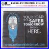 Vêtements propres bon marché de Microfiber imprimés par logo promotionnel (EP-C57313)