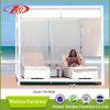 Lounger Sun кровати Sun пляжа ротанга (DH-8606)