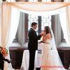Труба Tourgo задрапировывает для фона случая и венчания
