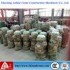 A grua de corda elétrica do fio da fábrica de Profeeional OEM/ODM