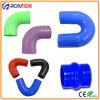 Tubo flessibile di gomma del silicone del gomito flessibile ad alta pressione