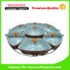 Piatto specifico di ceramica diretto di cottura di vendita 7-Piece della fabbrica mini