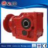 Manufacturer profesional de kc Series Helical Bevel Reductor para Machine