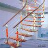 Atico Habitaciones Escaleras Modernas Diseño Espiral escalera de acero-madera Escaleras