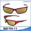 La nouvelle injection de PC de mode folâtre les lunettes de soleil de recyclage extérieures UV400