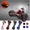 Individu futé coloré de 8 pouces équilibrant le scooter électrique d'Unicycle