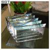 低い机の装飾または囲うことのための鉄によって強くされるガラス超白いガラス