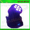 Neue 7X10W 4in1 LED Wäsche-Lichter