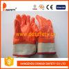 オレンジ泡によって絶縁されるPVCこんにちは気力の安全手袋(DPV312)