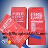 Coperta Emergency del fuoco della vetroresina/coperta della saldatura