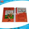 Impresión del libro del tablero de tarjeta y publicación a todo color de los libros de niños