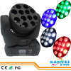 12PCS 10W RGBW 4in1 Moving Head LED Effect Lights