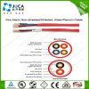 Câble de signal d'incendie de gaine du prix usine LSZH avec la norme du CEI