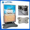 Panneau rechargeable extérieur de signe en métal de vente chaude (LT-10J-A)