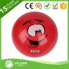 La insignia promocional modificó bolas impresas del juguete para requisitos particulares de las bolas de los niños de las bolas del PVC