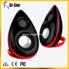 2.0 USB Mini Speaker con Beautiful Design