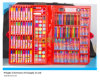 210PCS Drawing Art Set pour Kids et Students