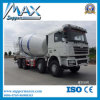 Neues Shacman M3000 Truck 8X4 Concrete Mixer Transport Truck