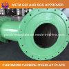 Affrontare tubo d'acciaio resistente all'uso per cemento
