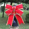 Смычки подарка красного рождества декоративные
