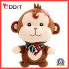 중국 견면 벨벳 장난감 공장 적은 꽃 원숭이 견면 벨벳 장난감