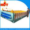Staalplaat die van de Lagen van het Dakwerk van het metaal de Dubbele Machine vormt