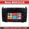 Benz W203/CLK (CY-9302)를 위한 차 DVD GPS