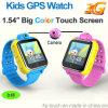 Reloj 3G GPS de los cabritos con múltiples idiomas (D18)