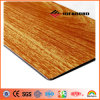 New Arrival! High Quality PVDF Decorative Aluminium Composite Panel Wood