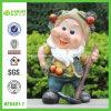 De in het groot Gnoom van Resin Garden met ISO9001 Certificate (nf9401-1)