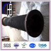 Boyau en caoutchouc de dragage de grand diamètre pour l'exploitation