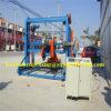 Лесопилка угла лопасти двойника высокой точности машинного оборудования Woodworking CNC автоматическая