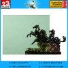 Verre trempé vert foncé de 4 à 12 mm avec EN12150-1